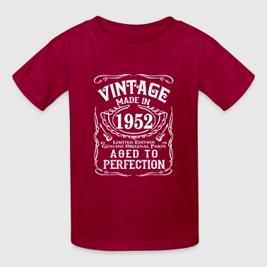 Vintage Made in 1952 Genuine Original Parts - Kids' T-Shirt