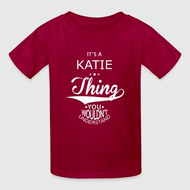 Katie - Kids' T-Shirt
