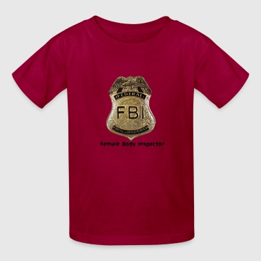 FBI Acronym - Kids' T-Shirt