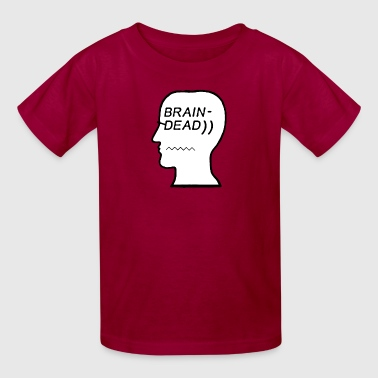 brain dead - Kids' T-Shirt