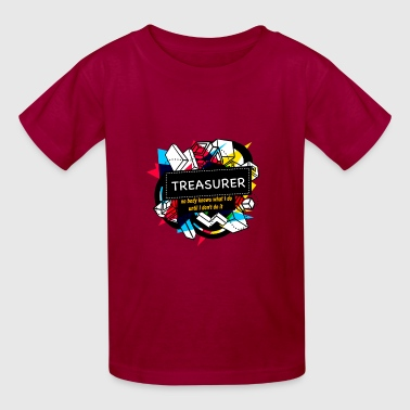 TREASURER - Kids' T-Shirt