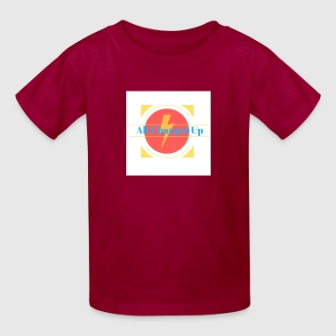 All Charged up - Kids' T-Shirt
