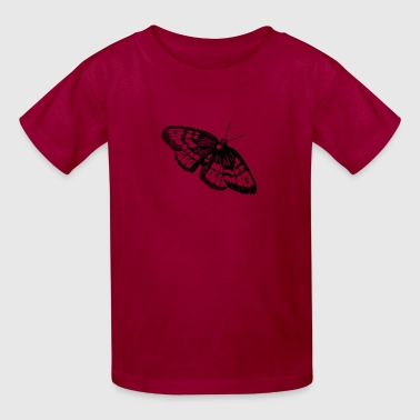 butterf 308 - Kids' T-Shirt