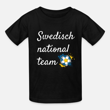 National Team Swedish national team - Kids' T-Shirt