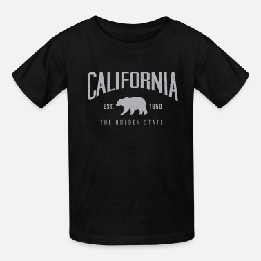 Golden State THE GOLDEN STATE CALIFORNIA BEAR - Kids' T-Shirt