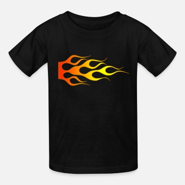 Fire Fire Flames - Kids' T-Shirt