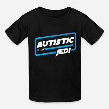 3396d402d AUTISM AWARENESS SHIRT FOR KIDS - AUTISTIC JEDI Kids' Premium T ...