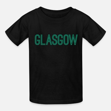 Nort America Glasgow green - Kids' T-Shirt