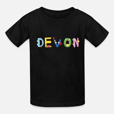Devon Devon - Kids' T-Shirt