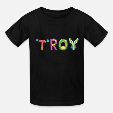 Troy Troy - Kids' T-Shirt