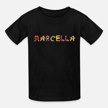 Marcella Marcella - Kids' T-Shirt