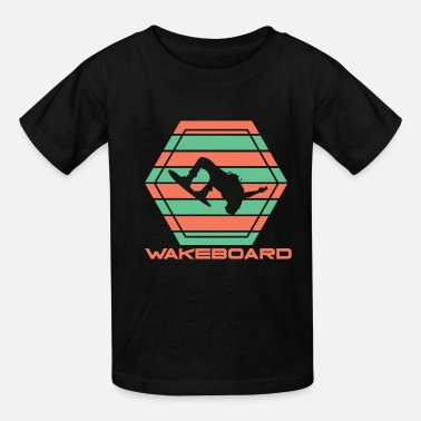 Wakeboard - Kids' T-Shirt