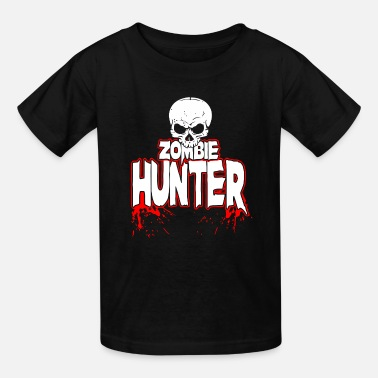Zombie Hunter - Kids' T-Shirt