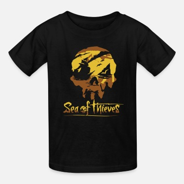 Sea Sea of Thieves - Kids' T-Shirt