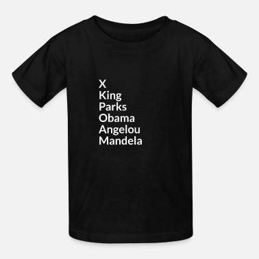 Black History Month African American Pride - Black History Month - Kids' T-Shirt