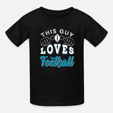 Football American football - Kids' T-Shirt