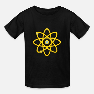 Energy Atom - Kids' T-Shirt