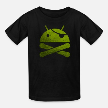 Android Got Root android superuser - Kids' T-Shirt