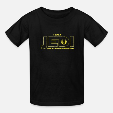 I am a Jedi like - Kids' T-Shirt