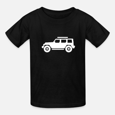 Suv suv - Kids' T-Shirt