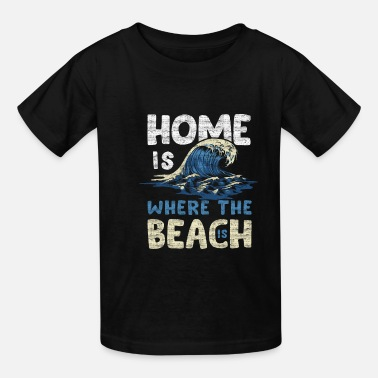 Beach Beach - Kids' T-Shirt