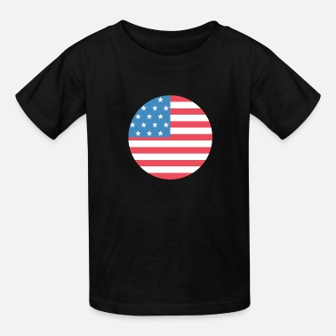 United States Of America usa United States of America - Kids' T-Shirt