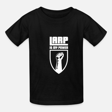 Larp Is My Power Roleplay - Kids' T-Shirt