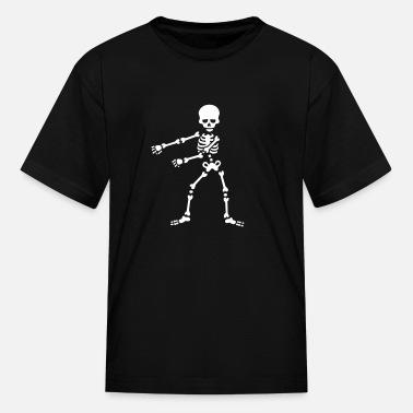 74989db7 Fortnite Floss like a boss flossing dancing skeleton - Kids' T-Shirt.  Kids' T-Shirt. Floss ...