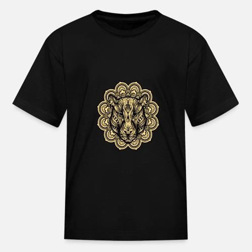 7d8ab377c Jaguar mandala Kids' T-Shirt | Spreadshirt