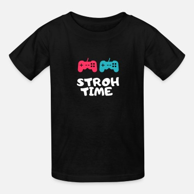 Time Stroh Time - Kids' T-Shirt