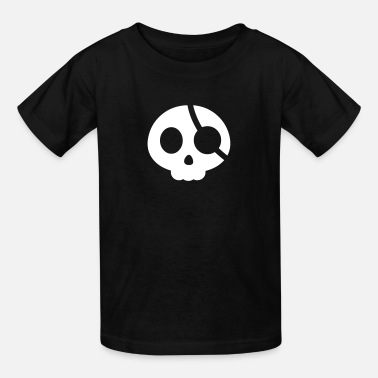 Cute Pirate Skull Pirate Skull - Kids' T-Shirt
