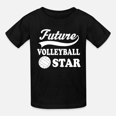 Future Volleyball Player Future - Kids' T-Shirt
