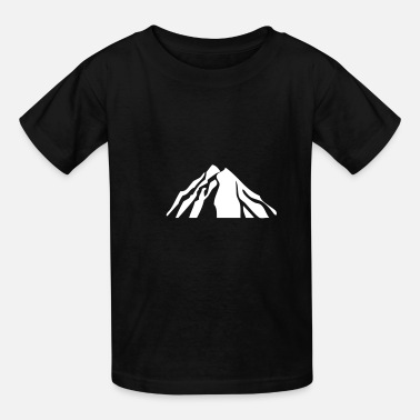 Alps Mountains Alps Mountain Tops - Kids' T-Shirt