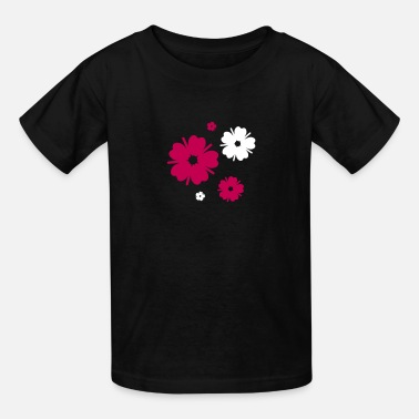 Festival five cherry blossoms - Kids' T-Shirt