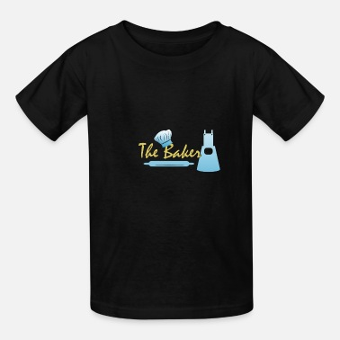 Baker The baker - Kids' T-Shirt