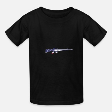 M16 M16 USA - Kids' T-Shirt