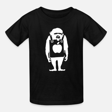 Music Club Monkey music club - Kids' T-Shirt