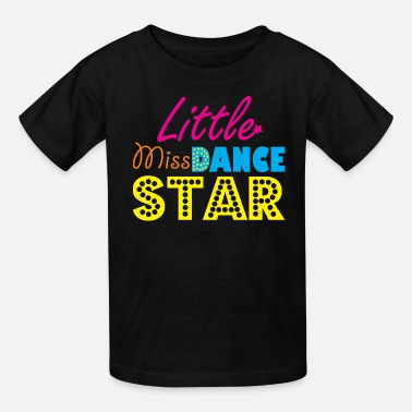 Little Stars Little Miss Dance Star - Kids' T-Shirt