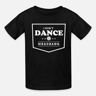 Headbanging headbanger - Kids' T-Shirt