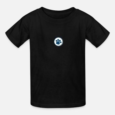 puppy paw - Kids' T-Shirt