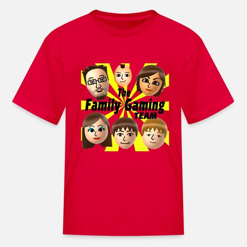 FGTeeV The Family Gaming Team Kids/' Premium T-Shirt