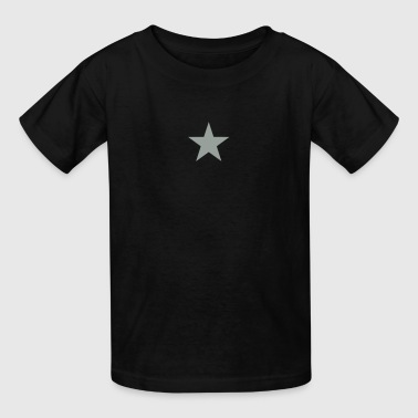 Star (simple) - Kids' T-Shirt