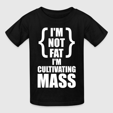 IM NOT FAT - Kids' T-Shirt