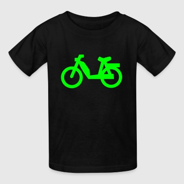 Moped - Kids' T-Shirt