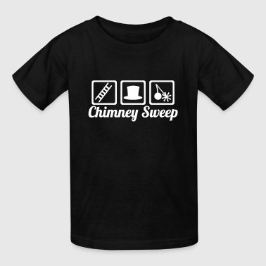 Chimney sweep - Kids' T-Shirt