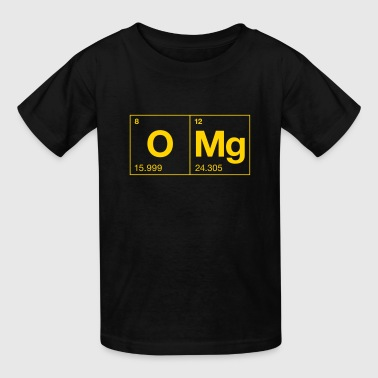 OMG the Periodic Style - Kids' T-Shirt