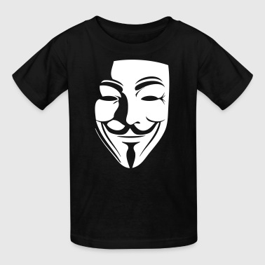 guy fawkes - Kids' T-Shirt