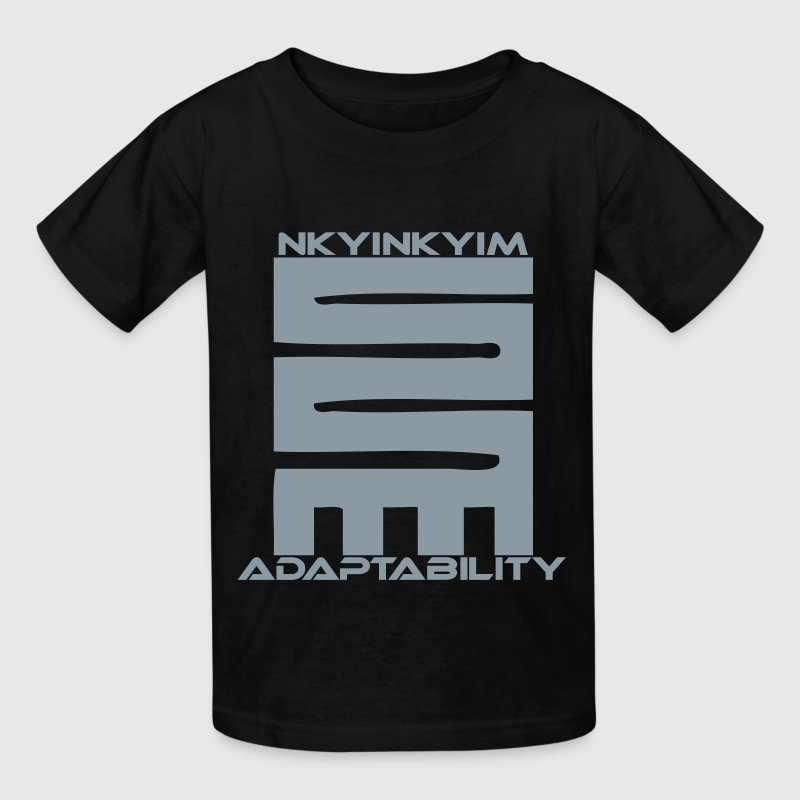 Nkyinkyim - Kids' T-Shirt