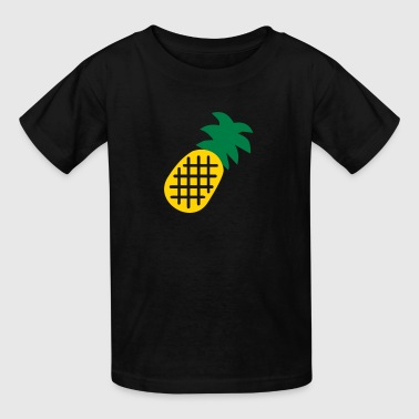 Pineapple - Kids' T-Shirt