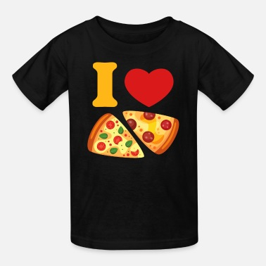71805afff Shop Pizza T-Shirts online | Spreadshirt